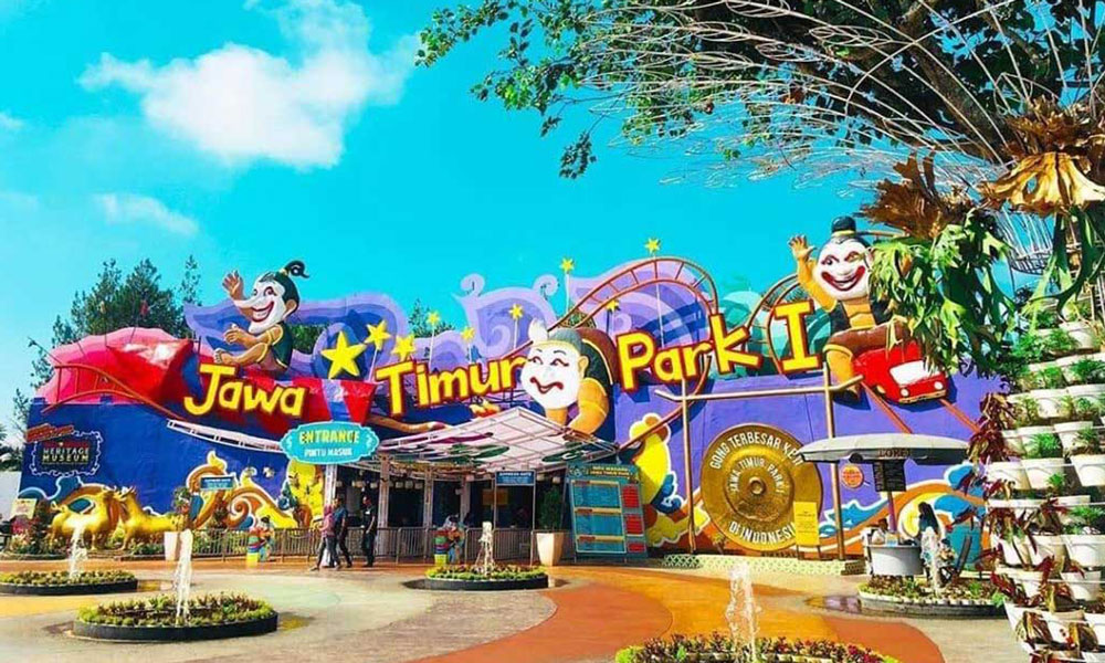 You are currently viewing Wisata Ke Jatim Park Kota Batu