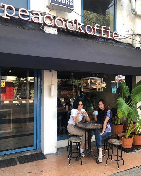 Peacock Coffee