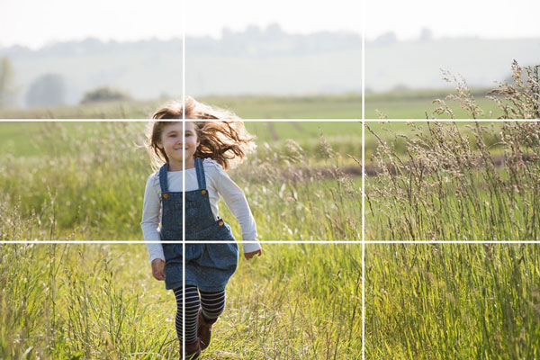 composition tip rule of thirds